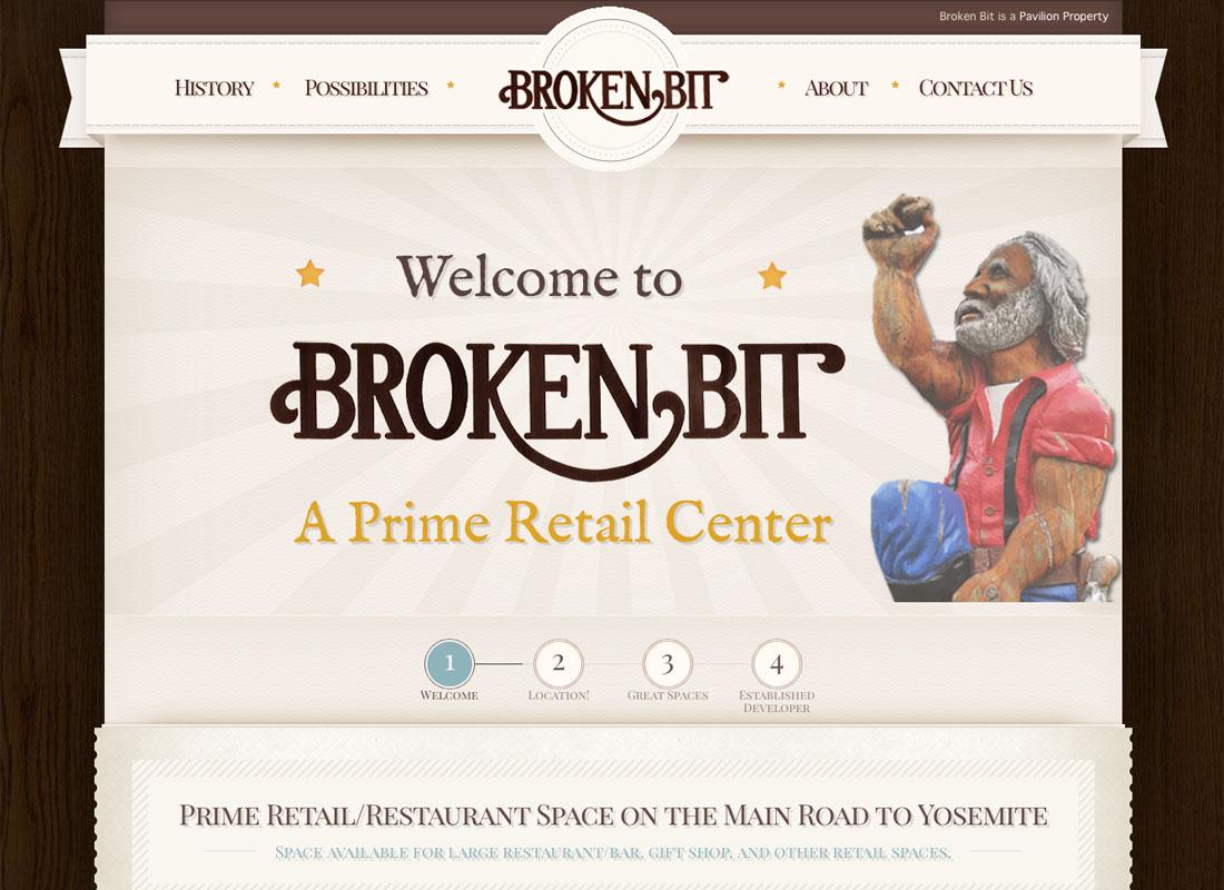 Broken Bit