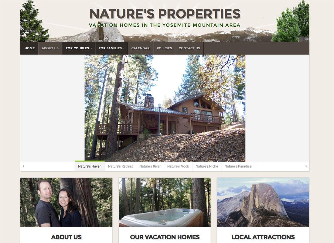 Nature's Properties