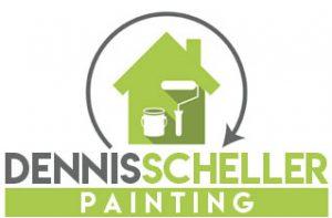 Dennis Scheller Painting Logo