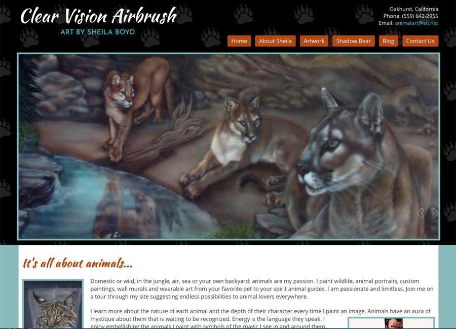 Clear Vision Airbrush