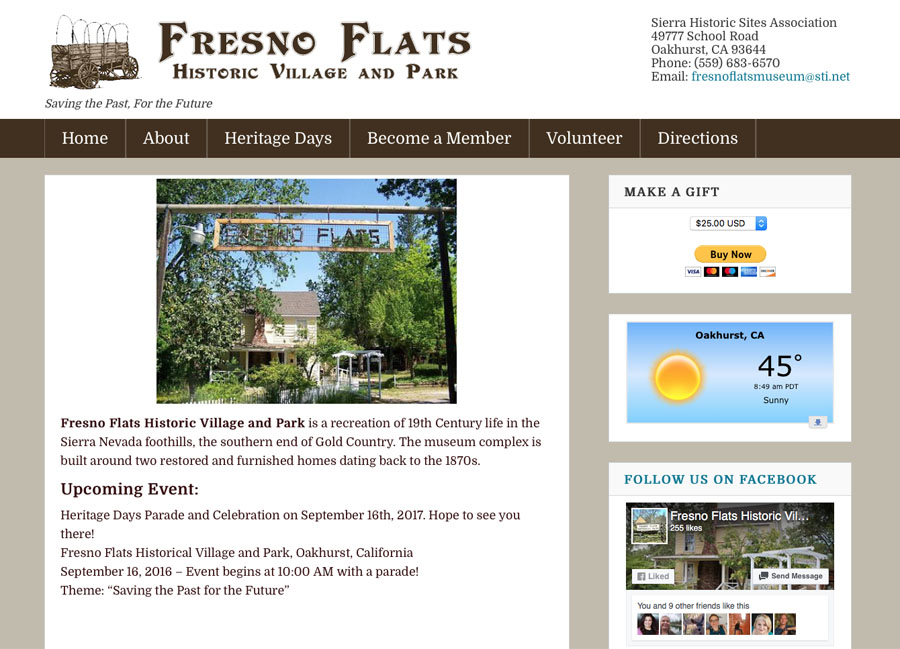 Fresno Flats