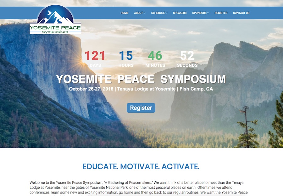 Yosemite Peace Symposium