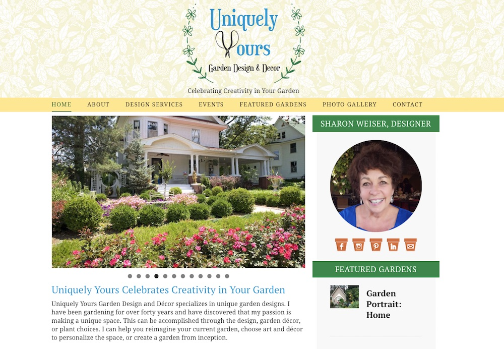 Uniquely Yours Garden Design & Decor
