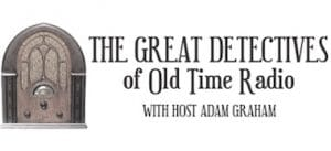 Great Detectives of Old Time Radio Logo