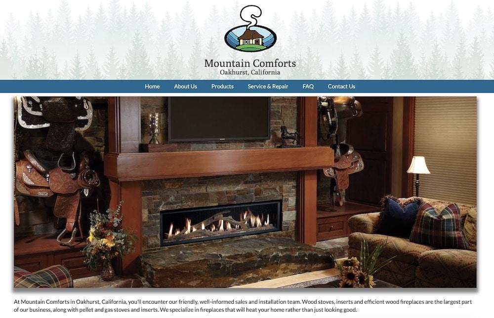 Mountain Comforts