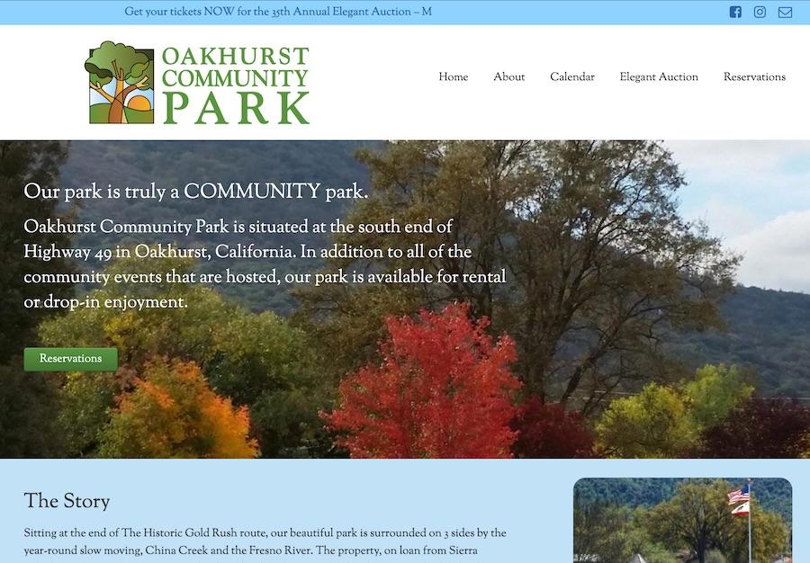 Oakhurst Community Park