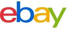 ebay logo is just the name ebay