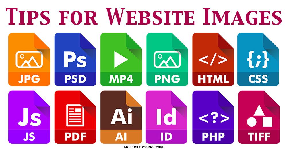 Tips for Website Images
