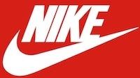 Nike logo with SWOOSH